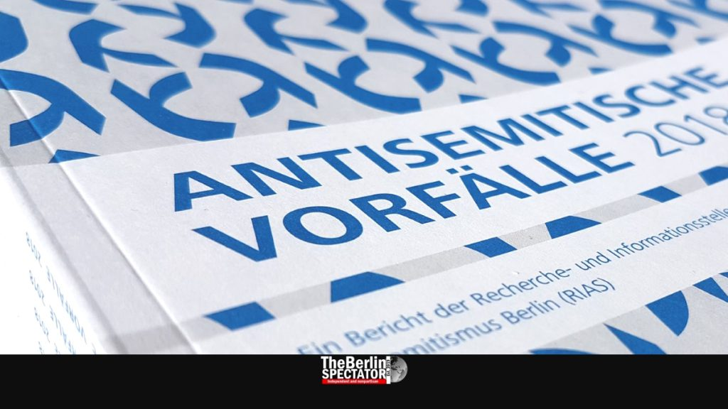 Berlin: Number of Antisemitic Incidents Increases