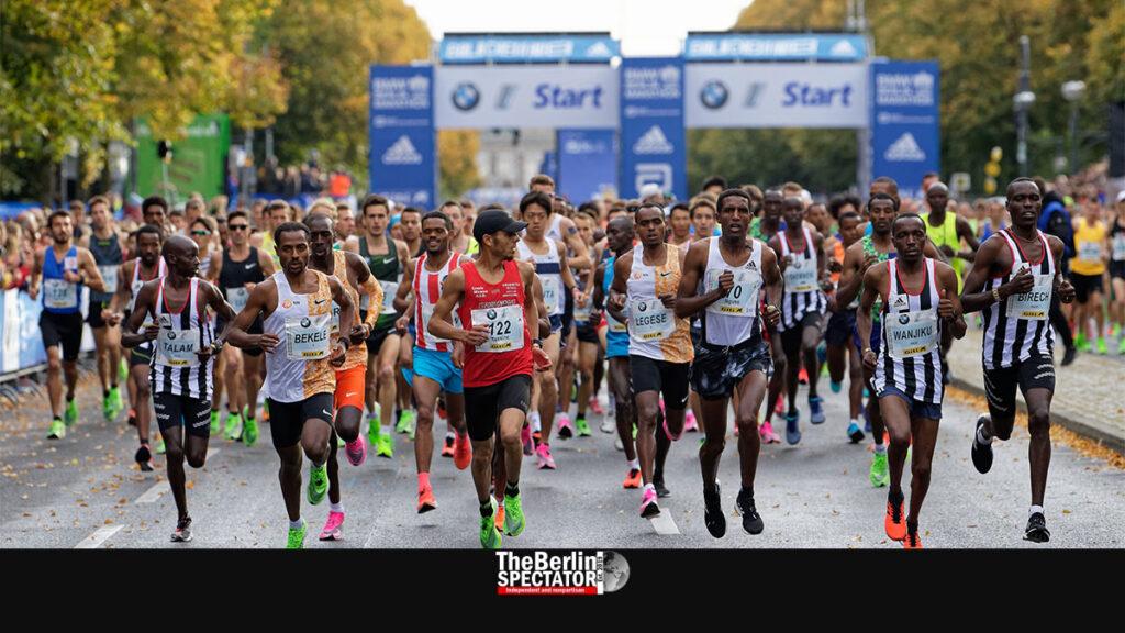Berlin Marathon: Expect to be Overtaken