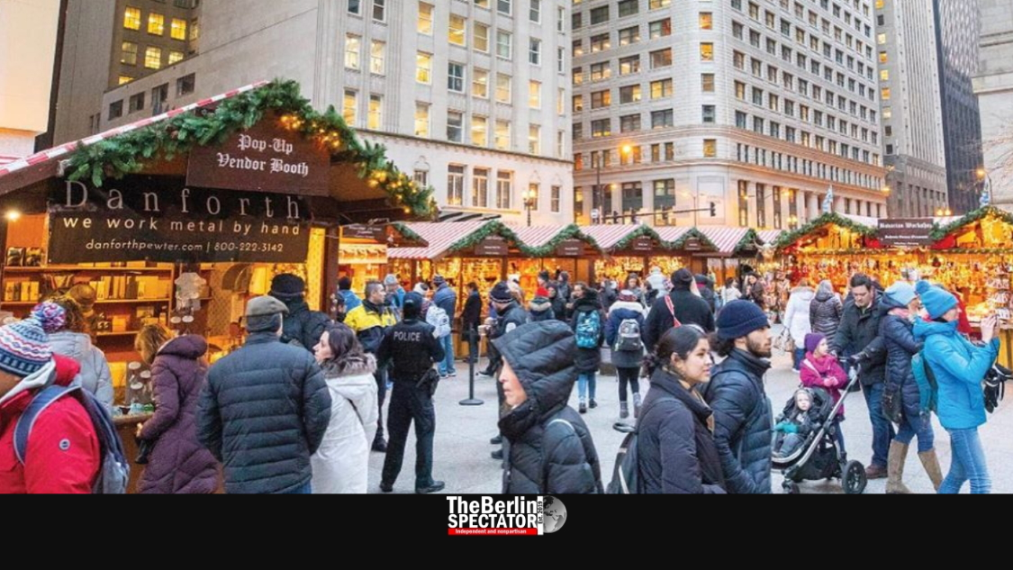 German Christmas Markets in America