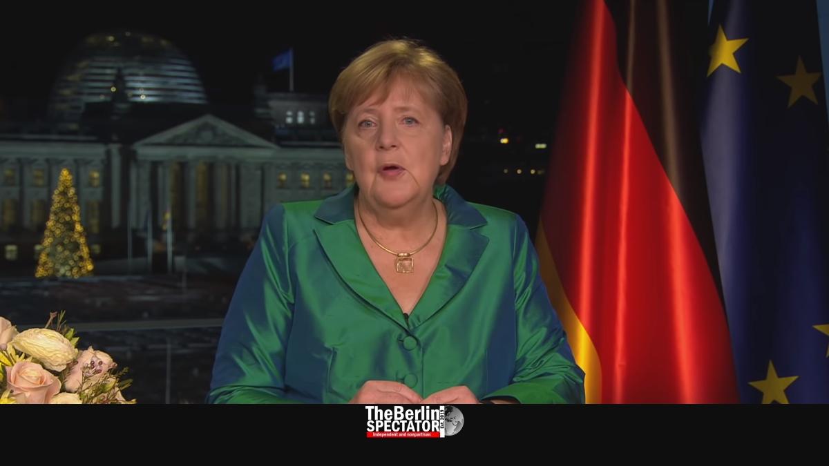 Merkel Wiederwahl 2020