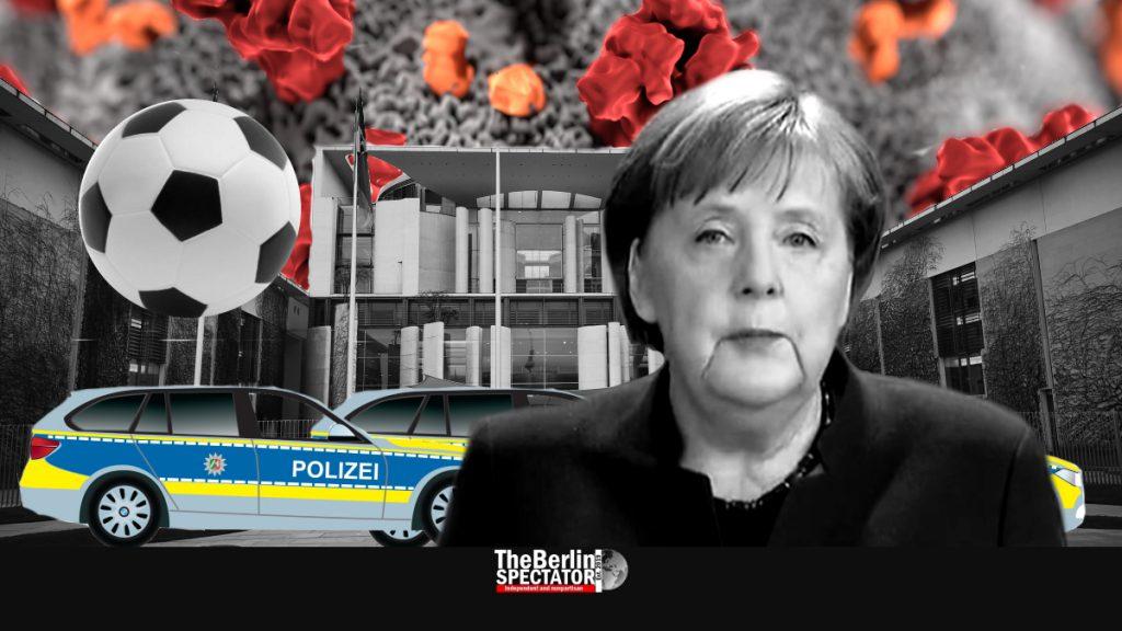 Corona Merkel News