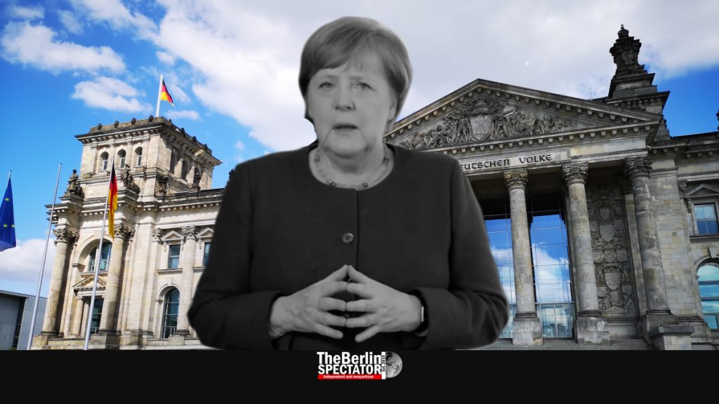 Merkel on 'Constitution Day': 'Germany Will Meet the Challenges' in Corona Crisis