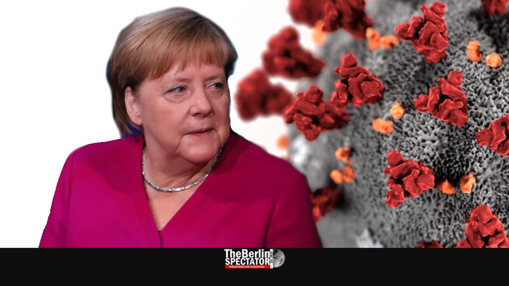 Germany: Merkel and First Ministers to Discuss Additional Restrictions