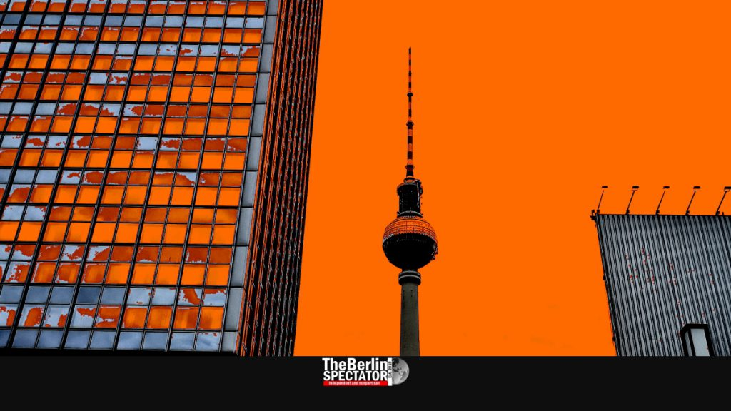 The Berlin Perspective: Bad Ideas Galore