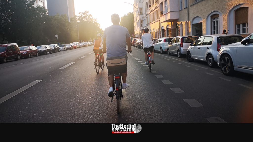 Berlin Senate's Plans for Bicycle Highways Take Next Step