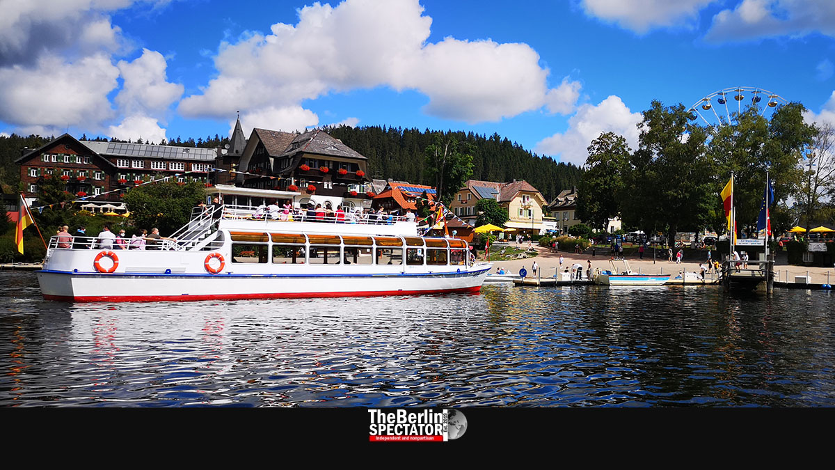 Germany S Titisee The Lake Of Lakes The Berlin Spectator