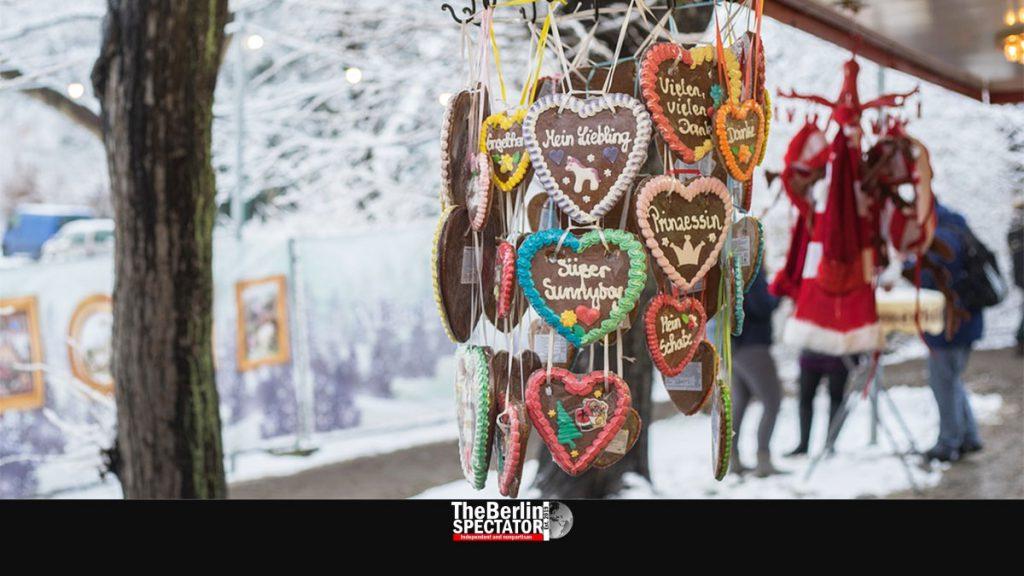 Germany: Coronavirus Causes Christmas Market Chaos