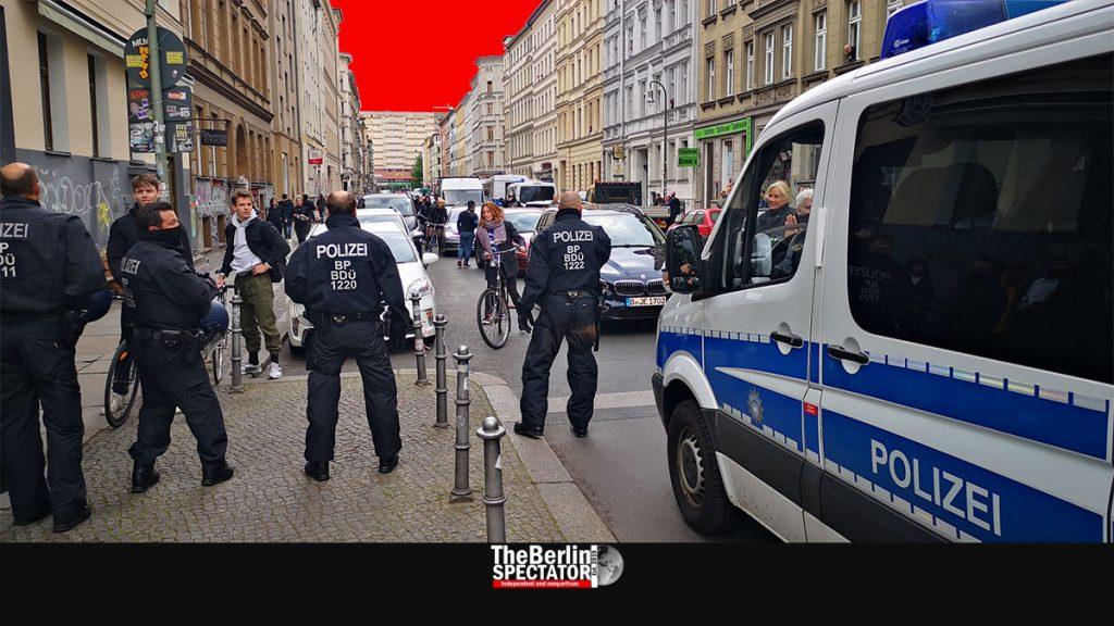 Germany: Corona Lockdown May Be Only Weeks Away, Police Busy in Berlin