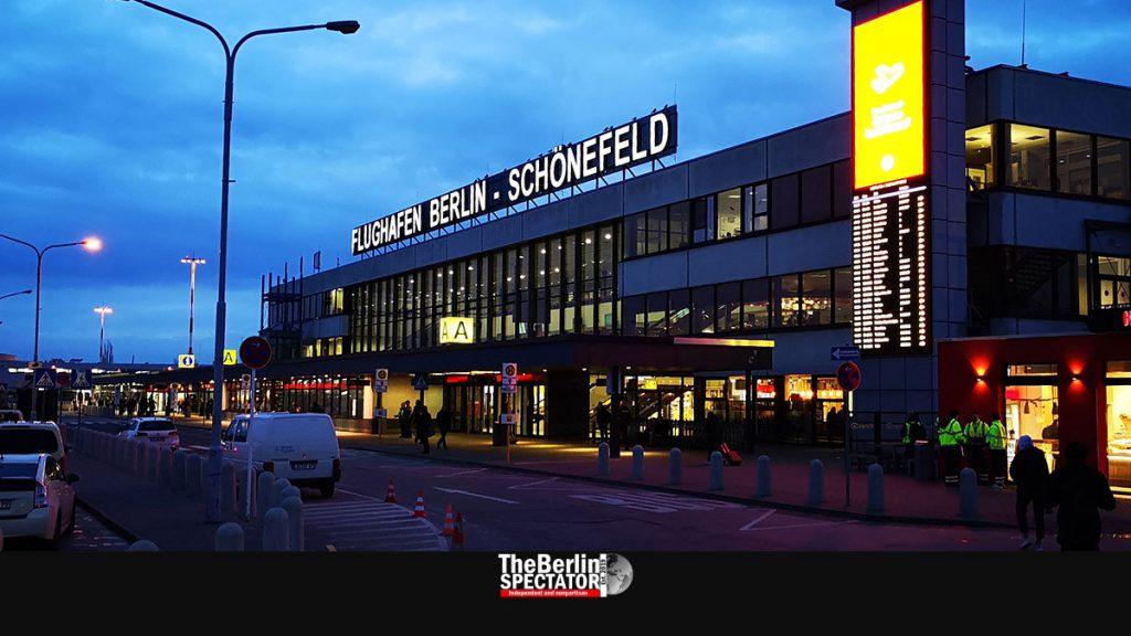 Berlin: Schönefeld Airport Ceases to Exist