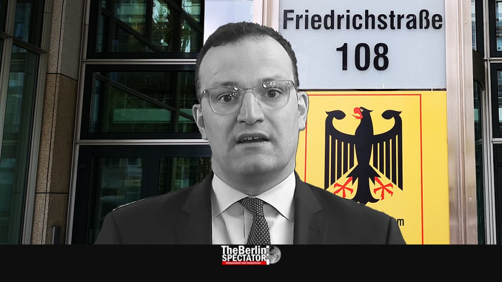 Germany: Health Minister Jens Spahn Infected with Corona