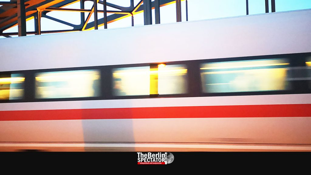 Germany: Big Mess Expected on Long Distance Trains Around Christmas