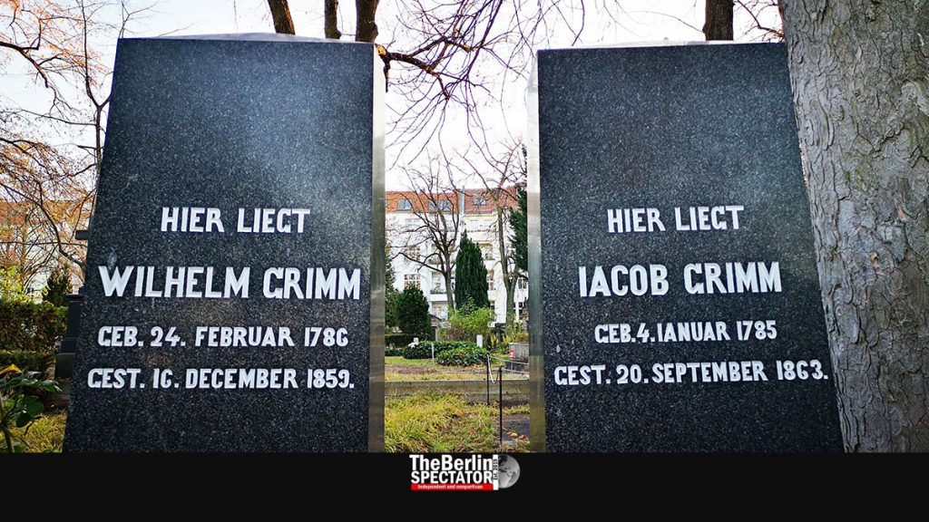 Germany: Berlin and its Many Celebrity Graves