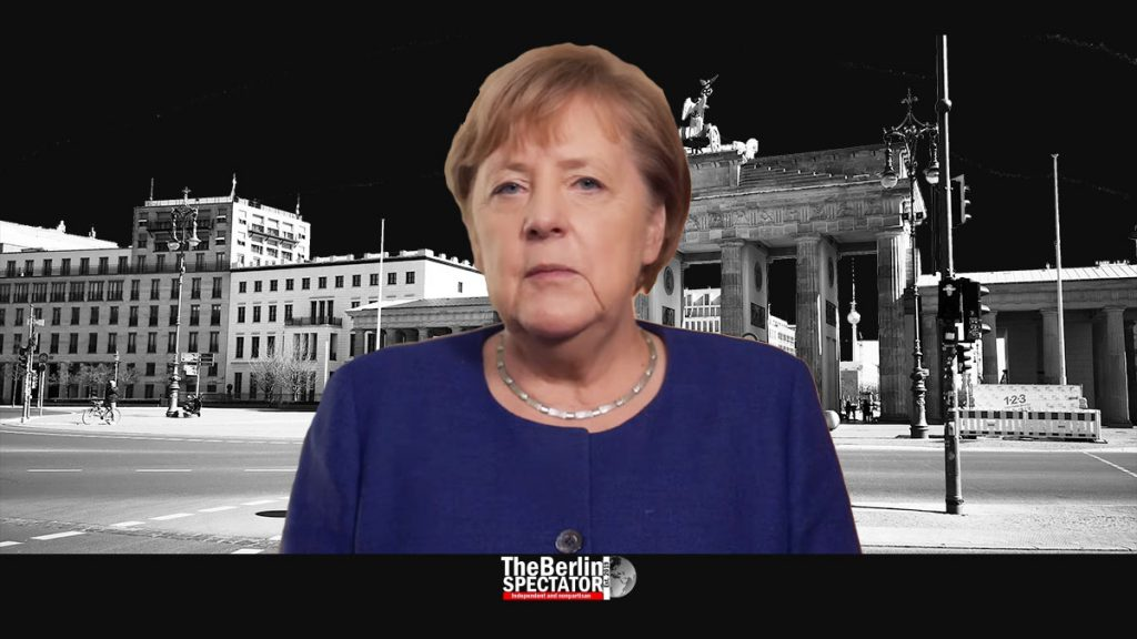 Merkel: Second Corona Wave is 'Demanding and Painful'