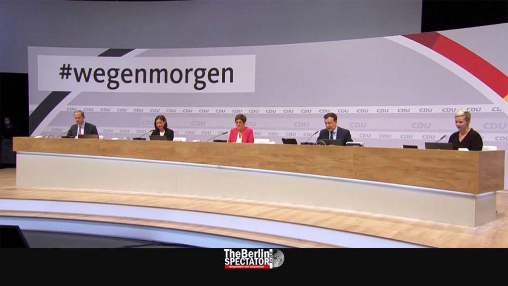 Germany: CDU Prepares for Post-Merkel Era