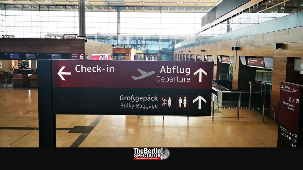 BER Airport: Passenger Numbers Slump, Lufthansa to Publish Numbers