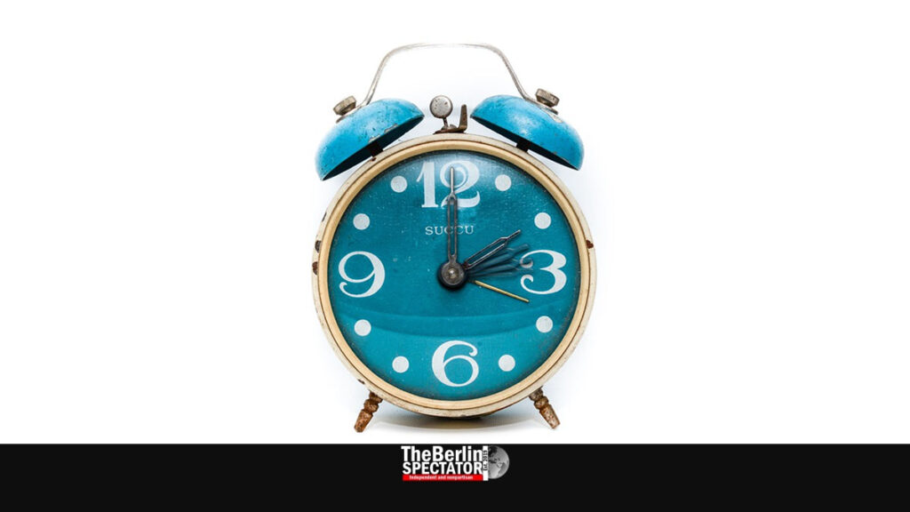 Daylight Saving Time: 'Who has the Time for those Constant Time Changes?'