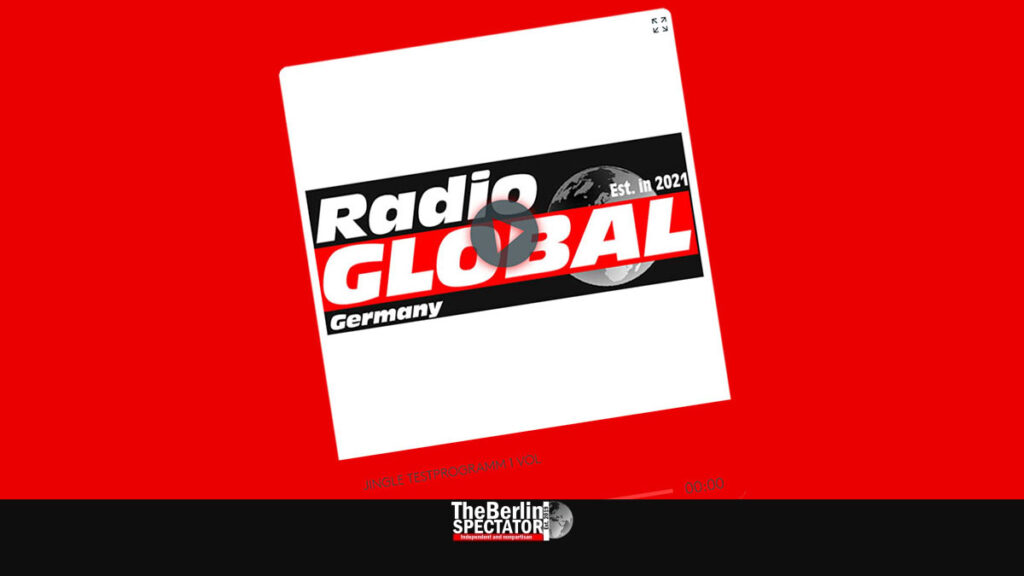 Trilingual and Funky: 'Radio Global Germany' Takes 'The Berlin Spectator' On the Air