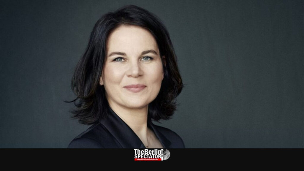 Germany: Greens Officially Make Annalena Baerbock Candidate for Chancellor