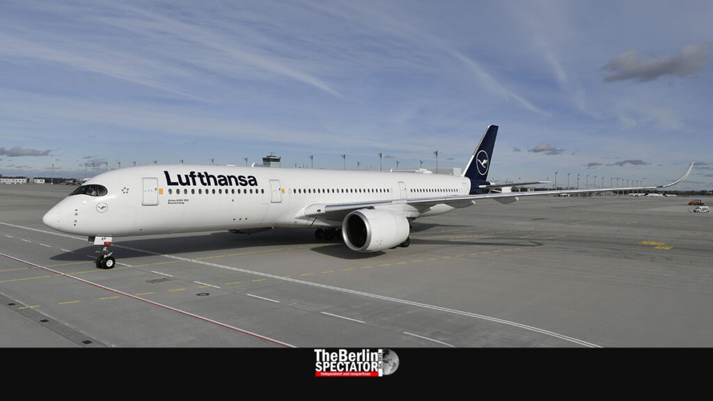 Germany: Lufthansa Jet Bound for Chicago Returns Because of Damaged Tire