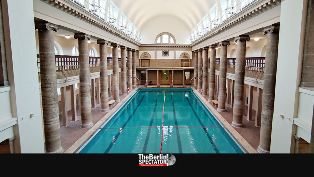Berlin: Public Indoor Pools Back in Business for Cold Season
