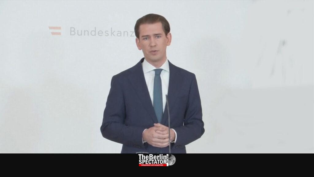 Austria: The Resignation of a Star